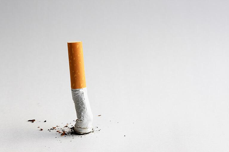 喫煙は治療によって止められる